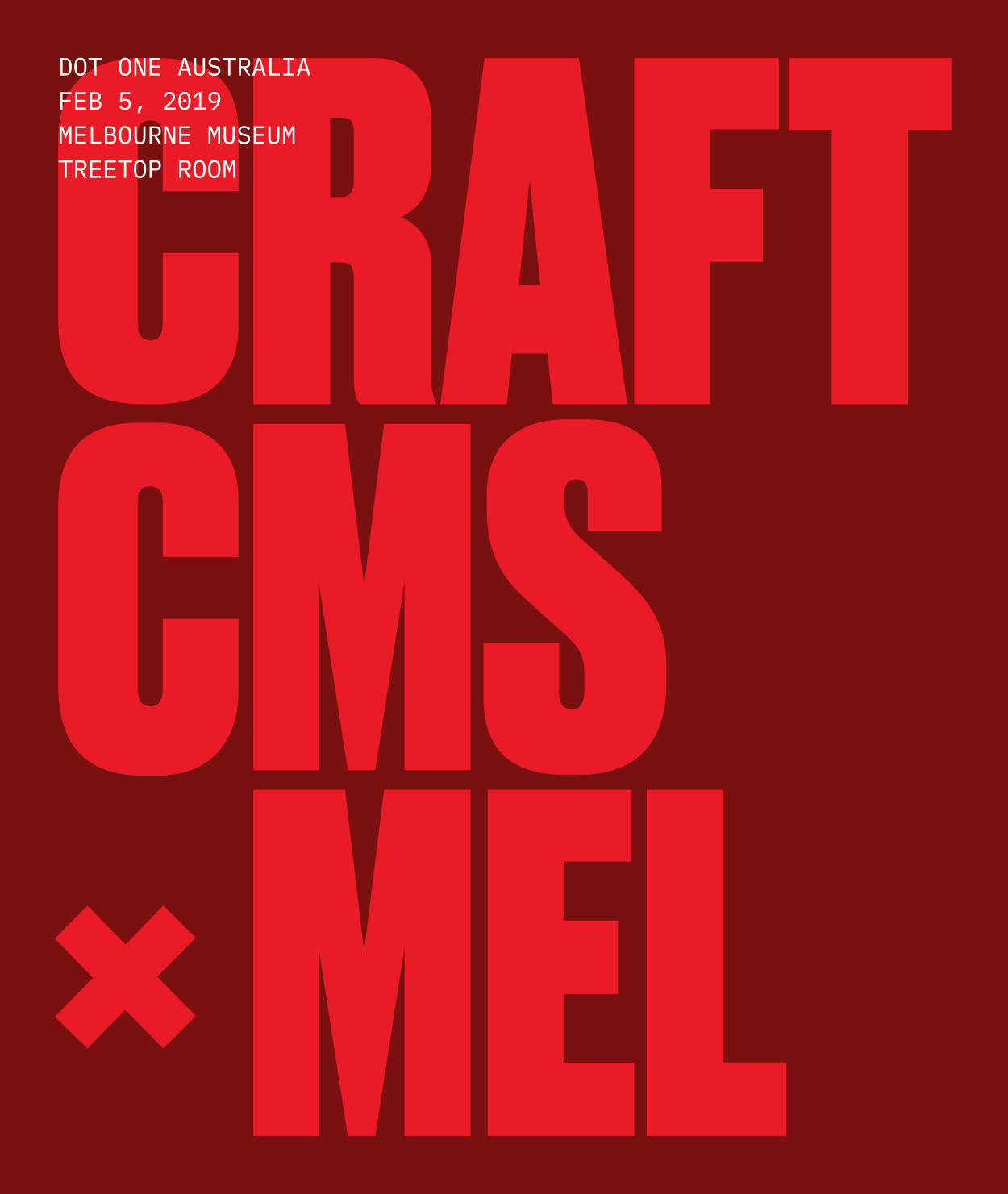 Craft melbourne agency cms